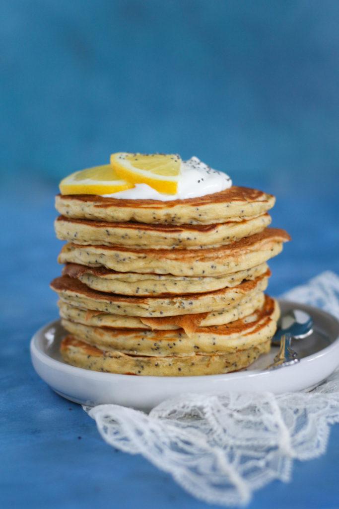 sunde pandekager med citron og birkes