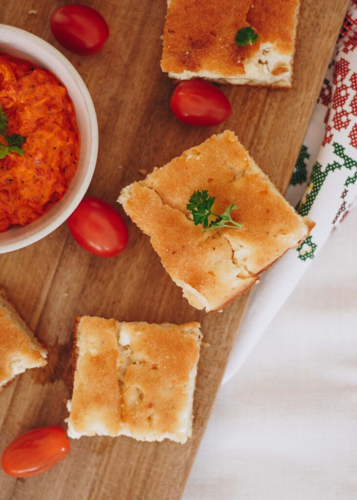 proja serbisk majsbrød