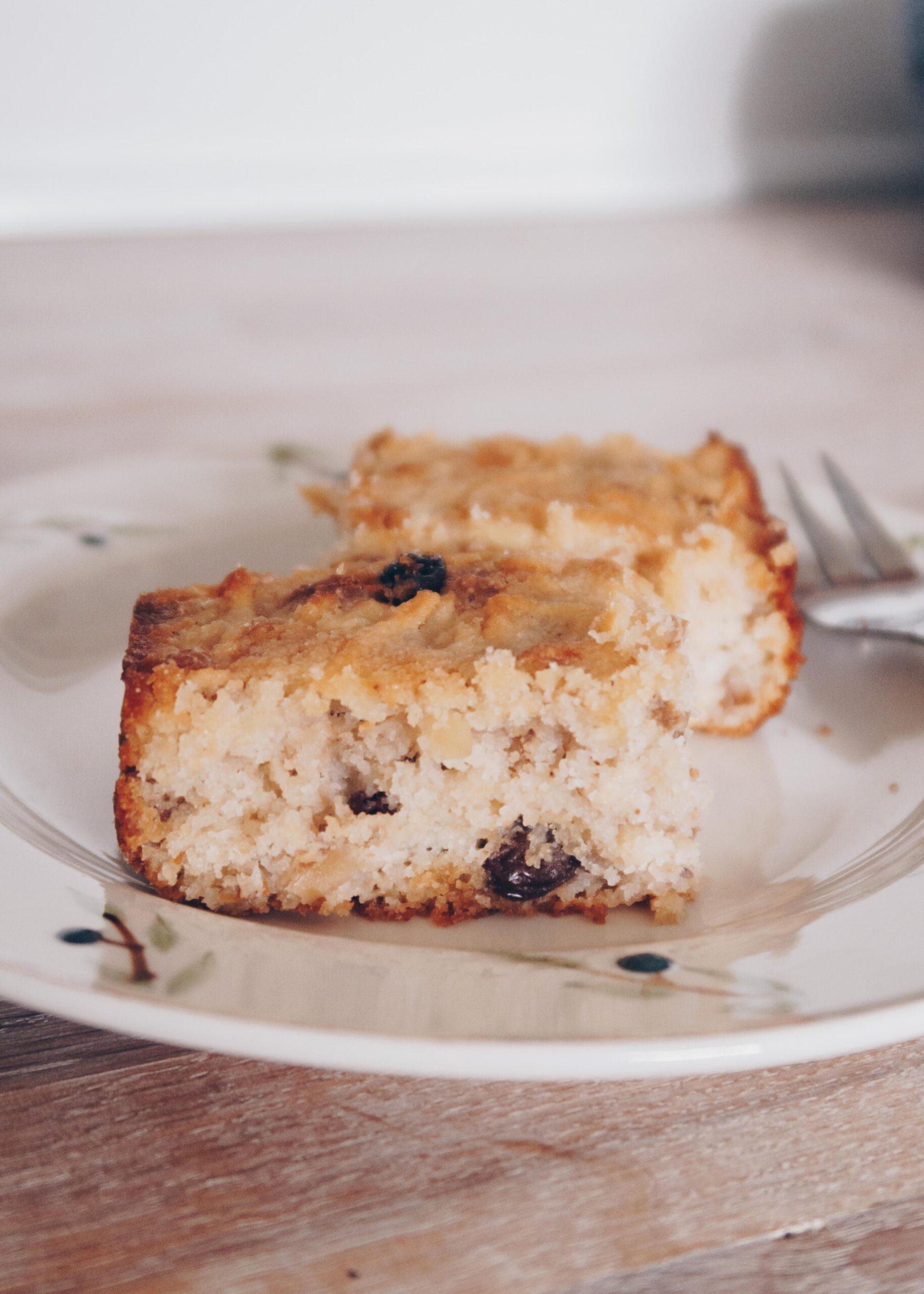 bagt serbisk æblekage